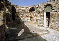 Апостол Иоанн Богослов - могила в Ефесе